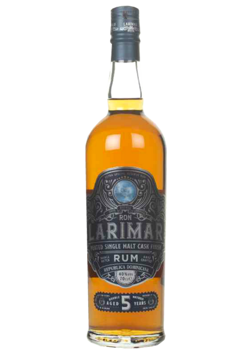 Ron Larimar Peated Single Malt Cask Finish