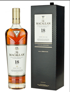 The MacAllan 18 Year Old 2018 Release