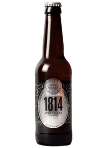 Spey Valley 1814 Lager