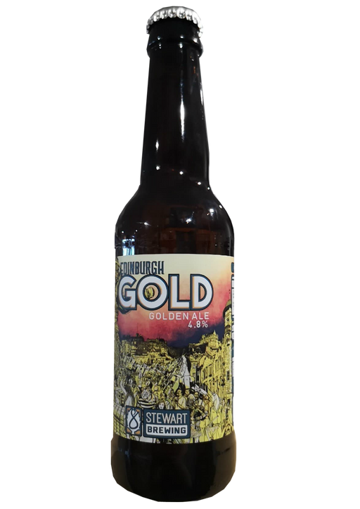 Stewart Brewing Edinburgh Gold