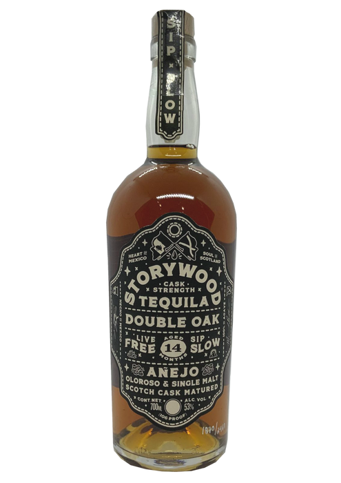 Storywood Tequila Double Oak 14 months matured
