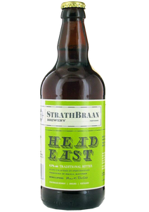Head East  Traditional Bitter -Strathbraan Brewery