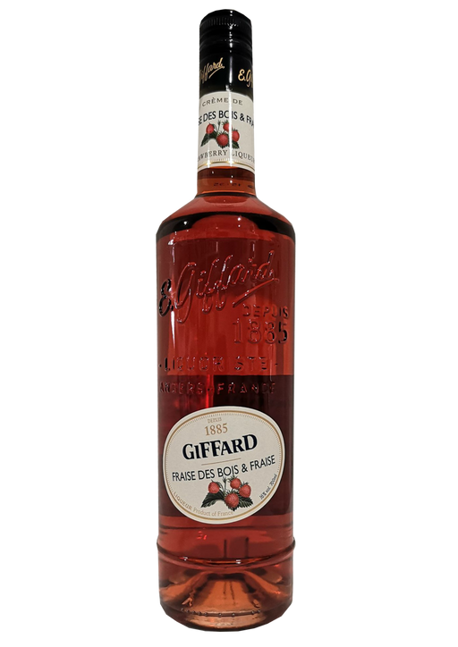 Giffard Fraise De Bois (Strawberry)
