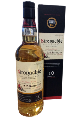Stronachie 10 Year Old - Benrinnes Distillery