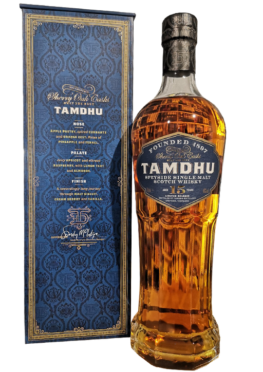 Tamdhu 15 Year Old Limited Release