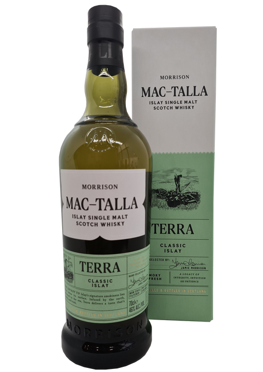 Morrison Distillers Mac-Talla Terra Single Malt