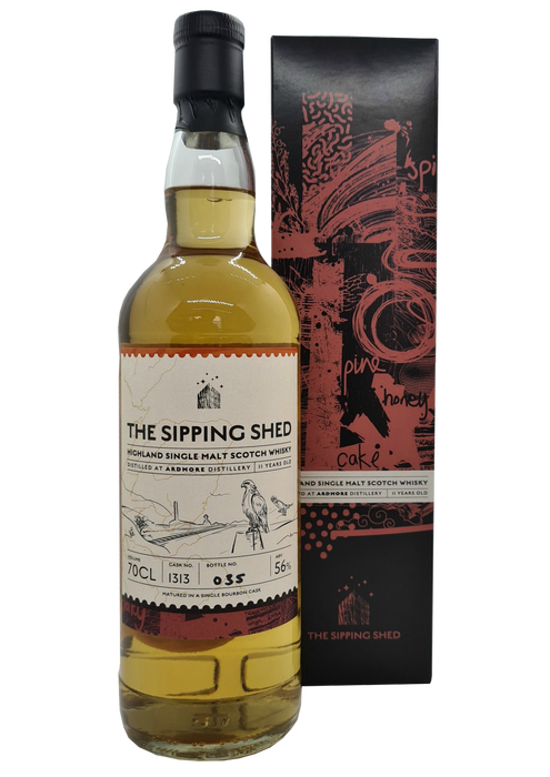 The Sipping Shed Ardmore 11 Year Old