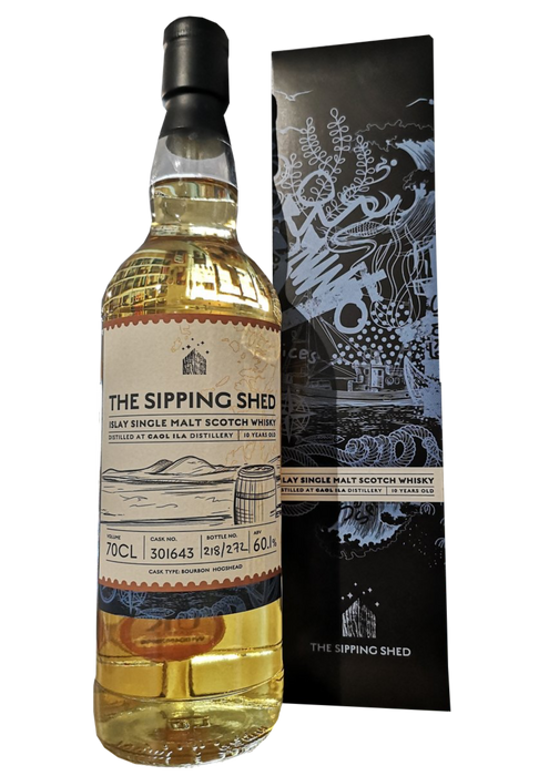 The Sipping Shed Caol Ila 10 Year Old