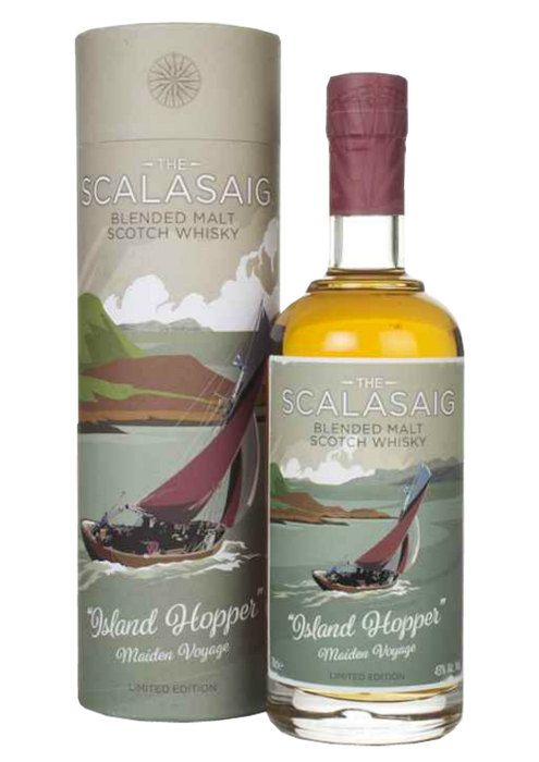 The Scalasaig Island Hopper
