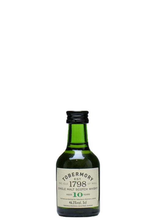 Tobermory 10 year old miniature