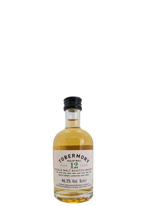 Tobermory 12 Year Old Miniature