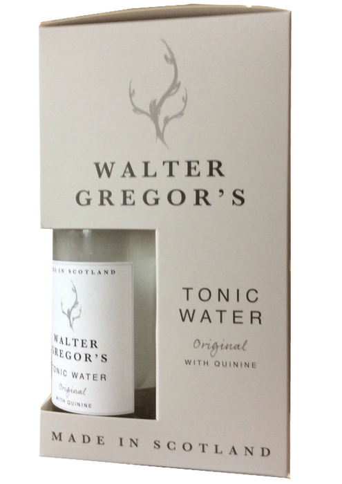 Walter Gregor's Tonic Water 4 Pack