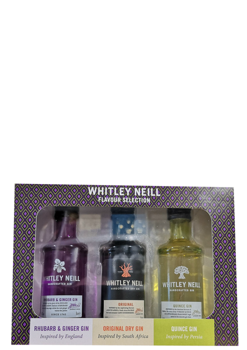 Whitley Neill Flavour Selection 2