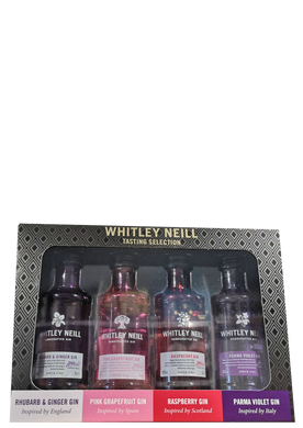 Whitley Neill Tasting Selection