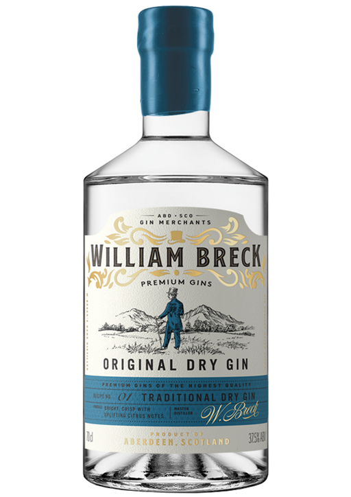 William Breck Dry Gin