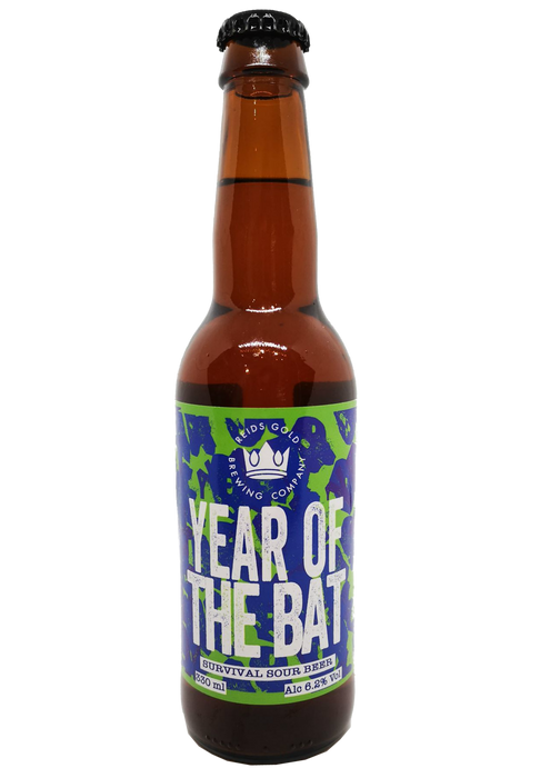 Reids Gold Brewery Year of the Bat