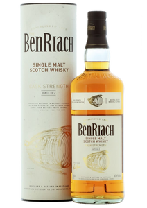 BenRiach Cask Strength Batch 2