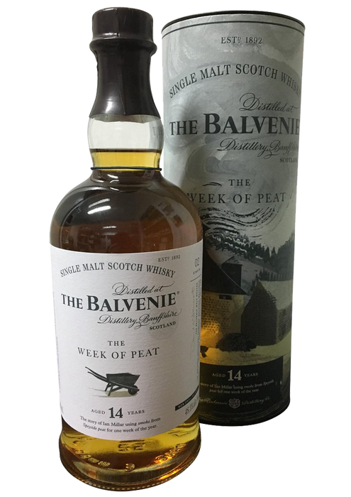 Balvenie Stories: The Week of Peat 14 Year Old