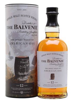 The Balvenie Stories: The Sweet Toast of American Oak 12 Year Old