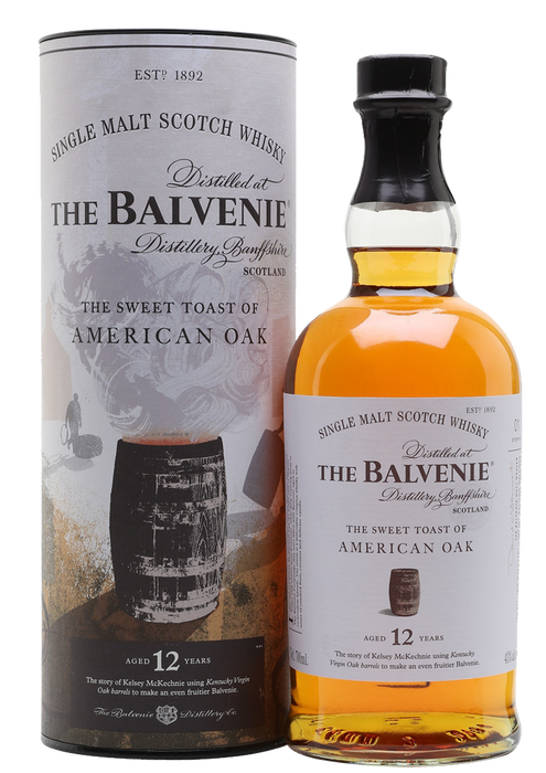 Balvenie Stories: The Sweet Toast of American Oak 12 Year Old