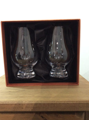 Glencairn glass set in presentation box