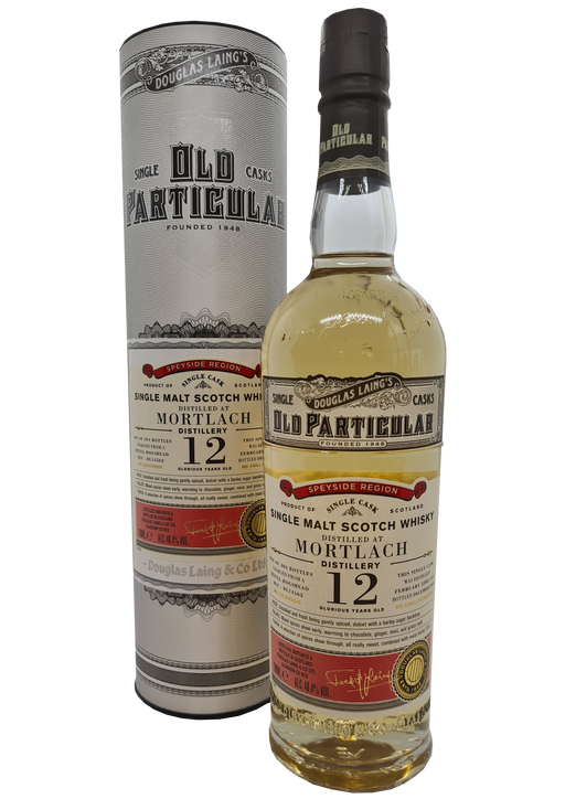 Douglas Laing Old Particular Mortlach 12 Year Old