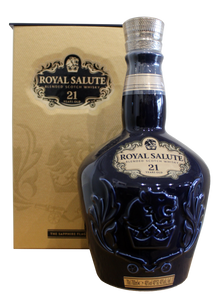 Chivas Regal 21 year old Royal Salute