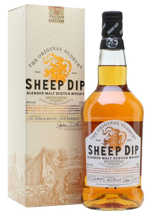Sheep Dip Blended Whisky
