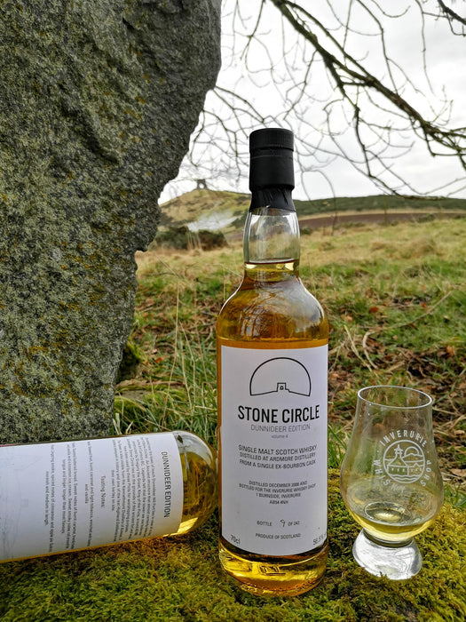 Stone Circle Volume #4 Dunnideer Edition 10 Year Old Ardmore