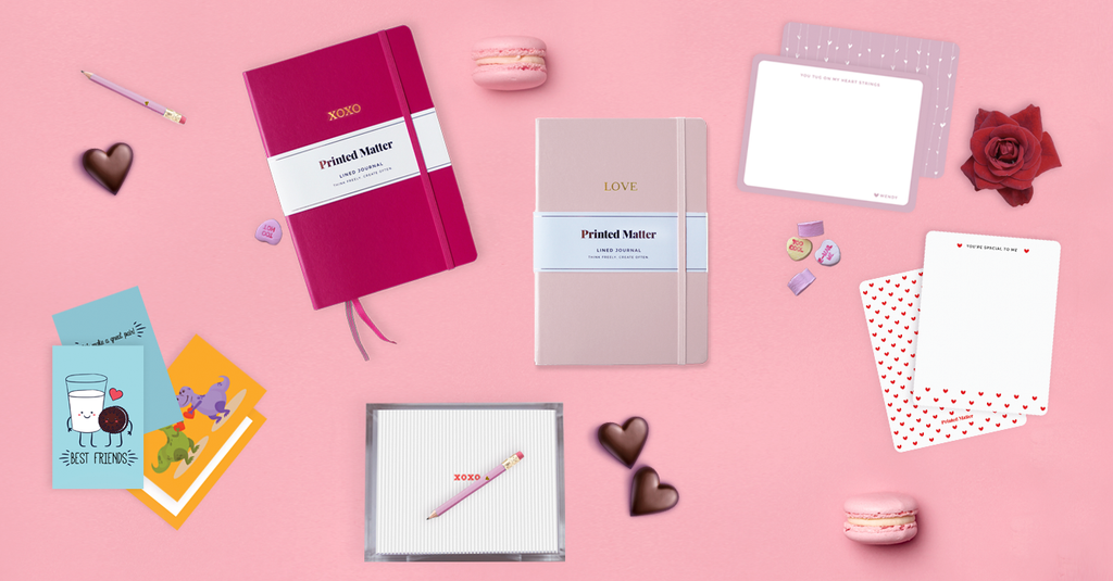 Introducing Printed Matter's 2020 Valentine's Day Collection!