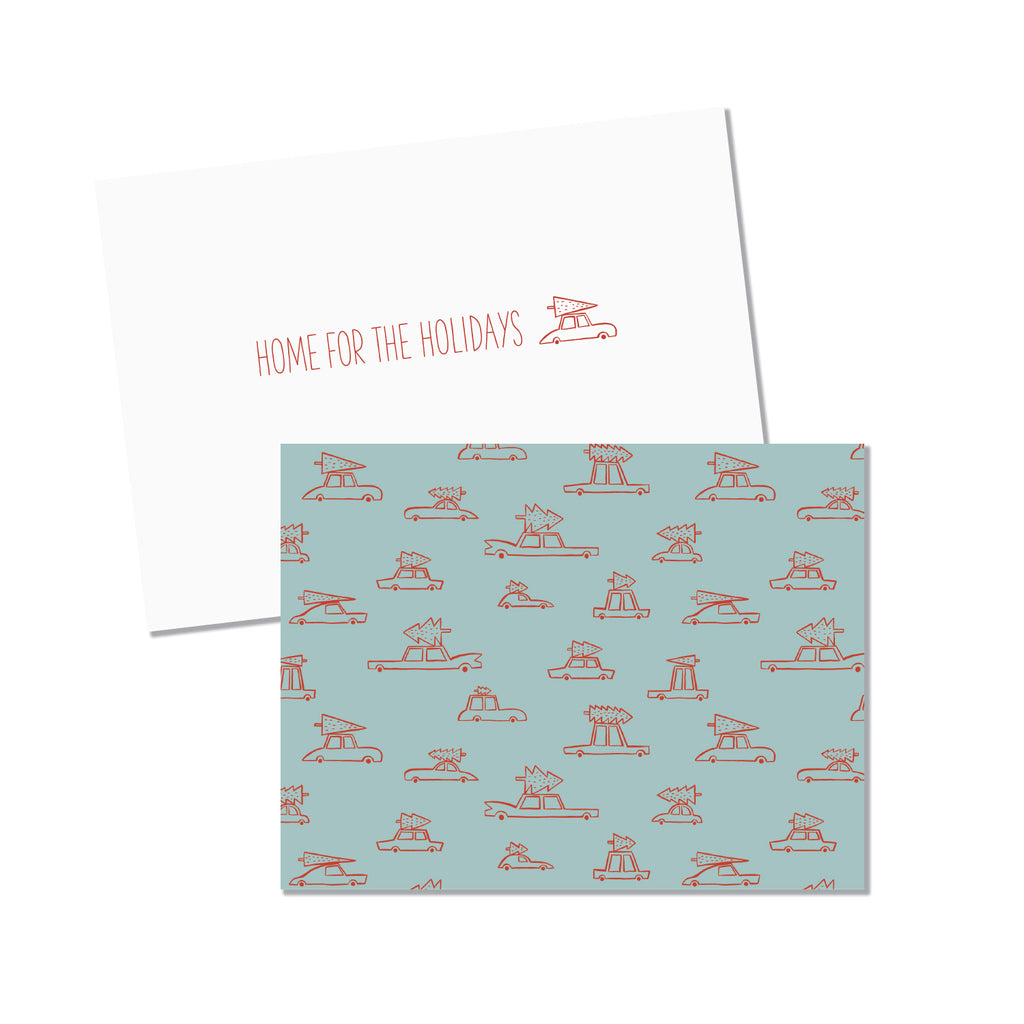 Cars Folded Note Cards - Printed Matter