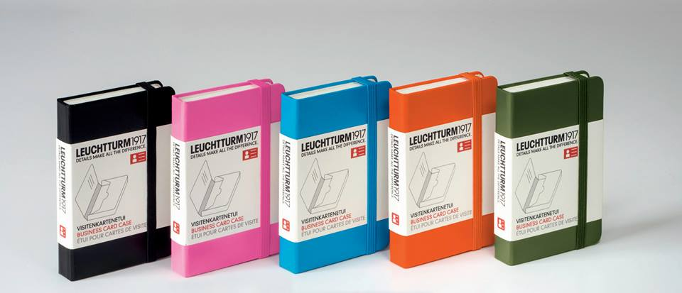 Personalized Business Card Holders - Printed Matter