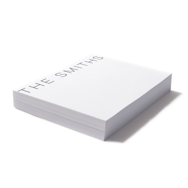Large Note Blocks - Printed Matter