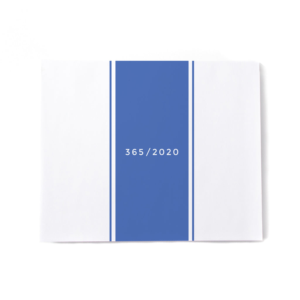 365 Calendar Note Block - Stripe - Printed Matter