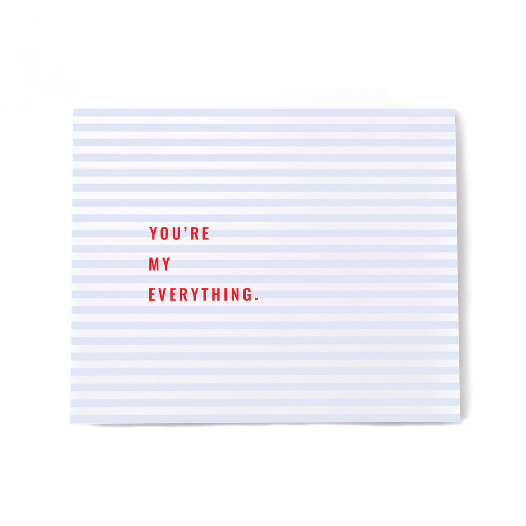 You're my Everything - Printed Matter