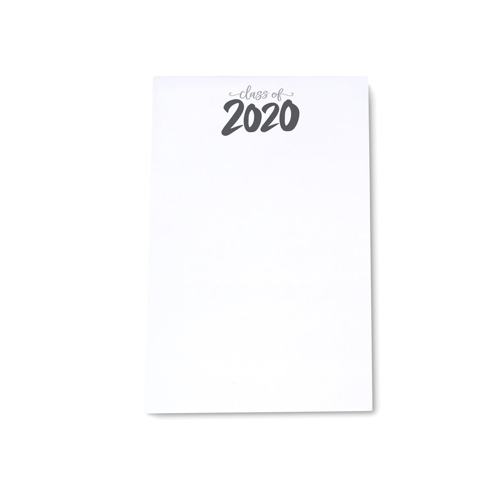 "Medium Note Block - ""Class of 2020"""
