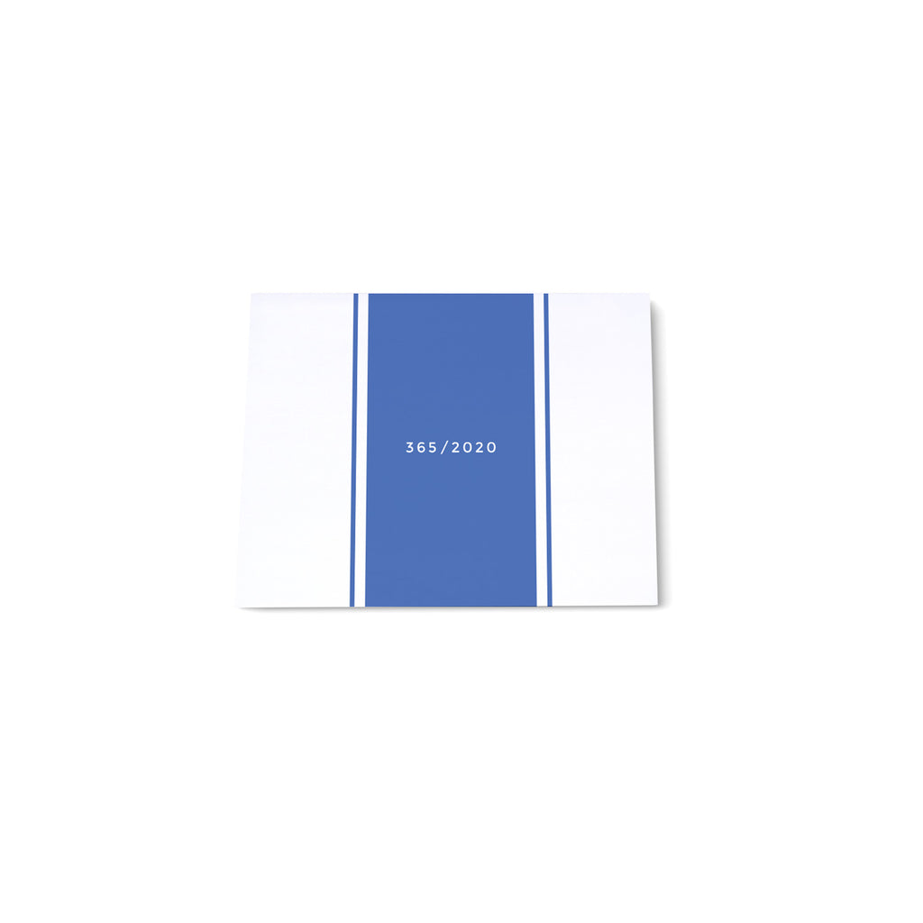 365 Mini note block - Stripe - Printed Matter