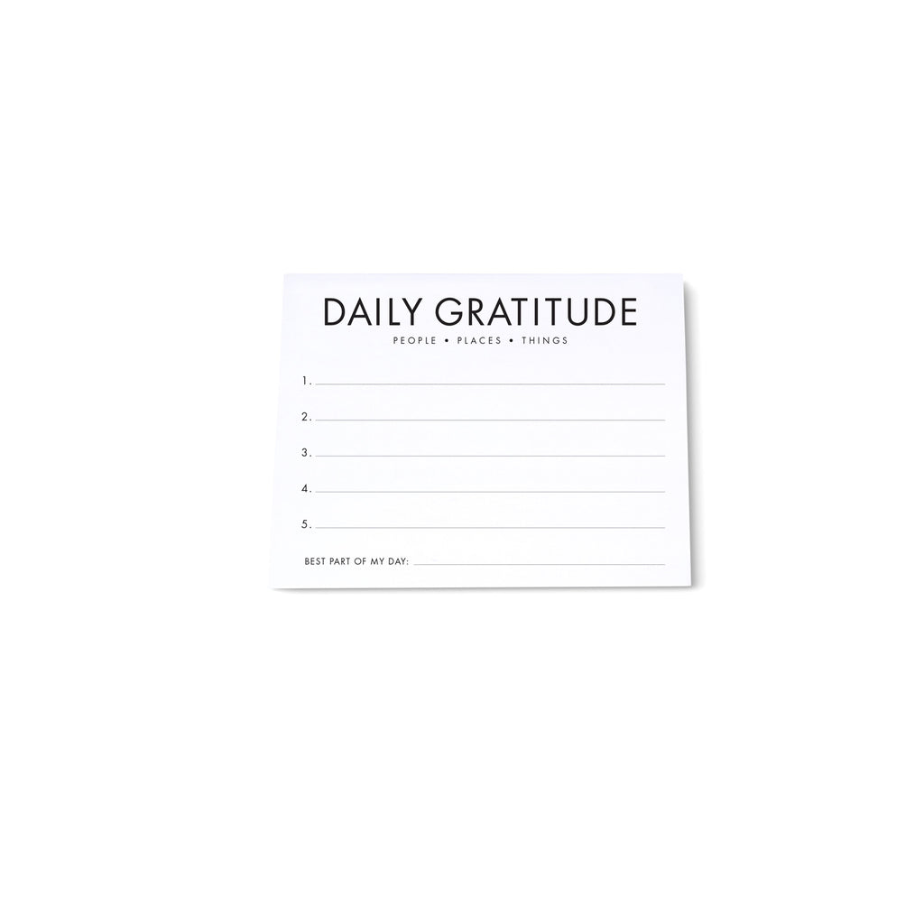 Mini Note Block - Grayson's Gratitude - Printed Matter