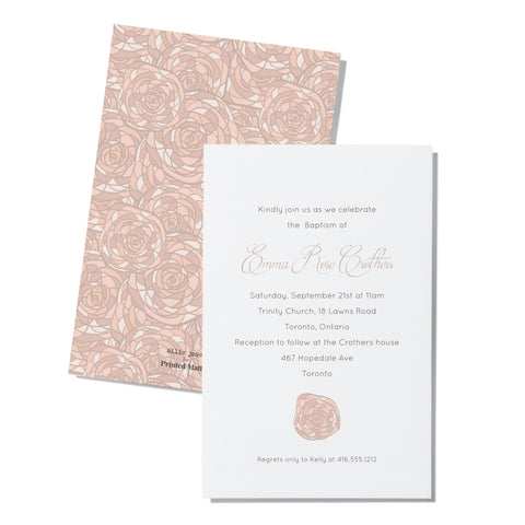 English Rose - Printed Matter