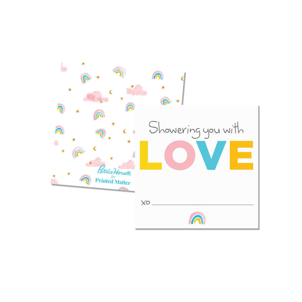 Classroom cards - Rainbows (Fill in the blank) - Printed Matter