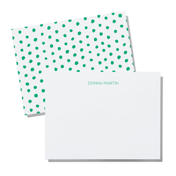 Dots (Black, Green, Pink) - Printed Matter