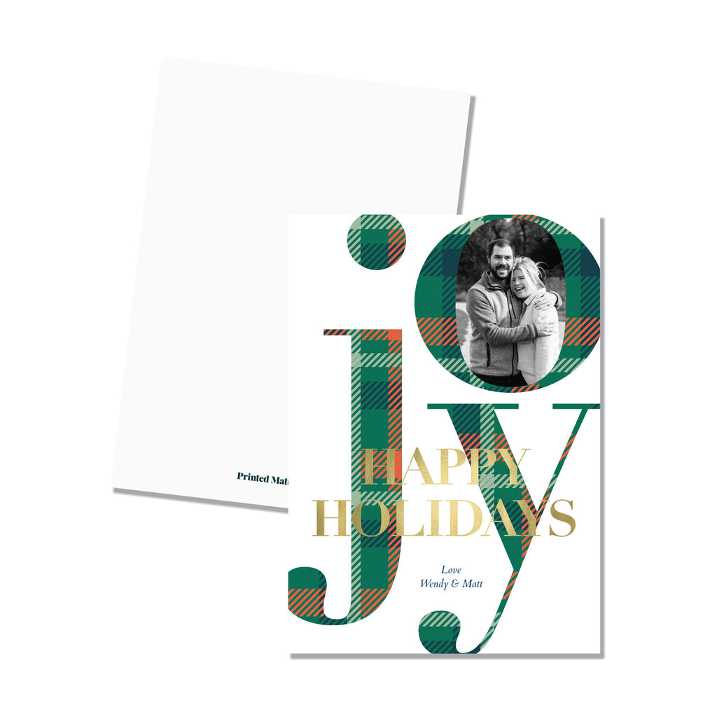 Joy - GOLD FOIL! - Printed Matter