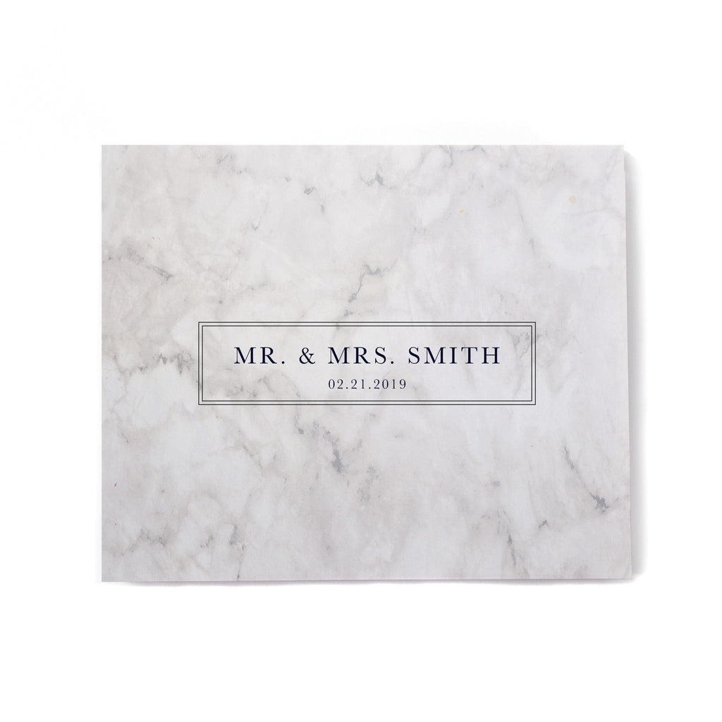 Mr & Mrs. 365 - fill in the blank - Printed Matter