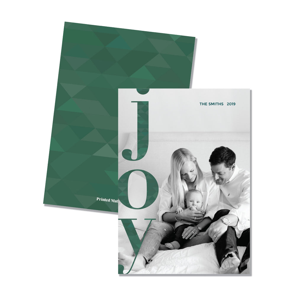 Simple Joy - Printed Matter