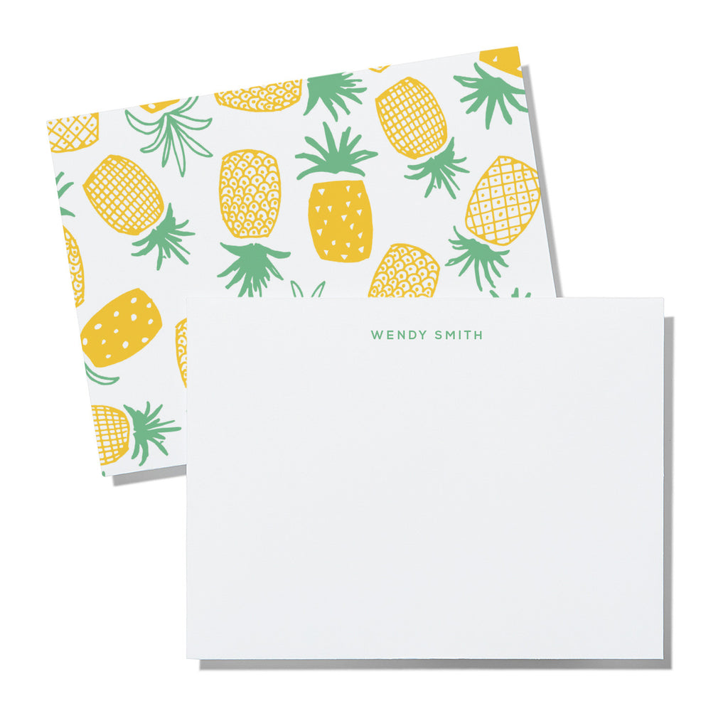 Pineapples - Printed Matter