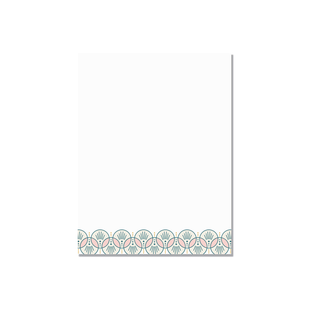 Pearl Decor - small notepad - Printed Matter