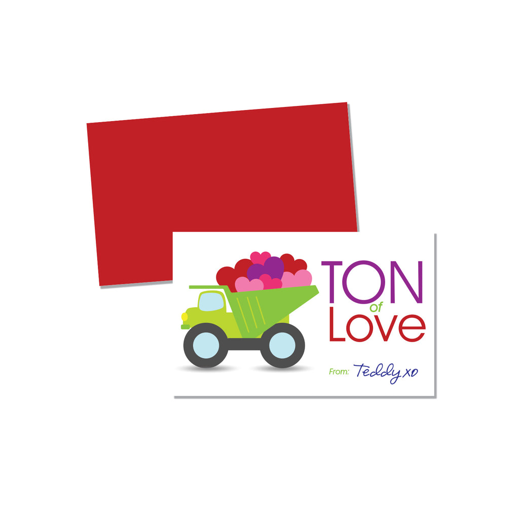Ton of Love - Printed Matter