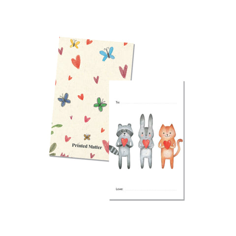 Classroom cards - Animals (Fill in the blank) - Printed Matter