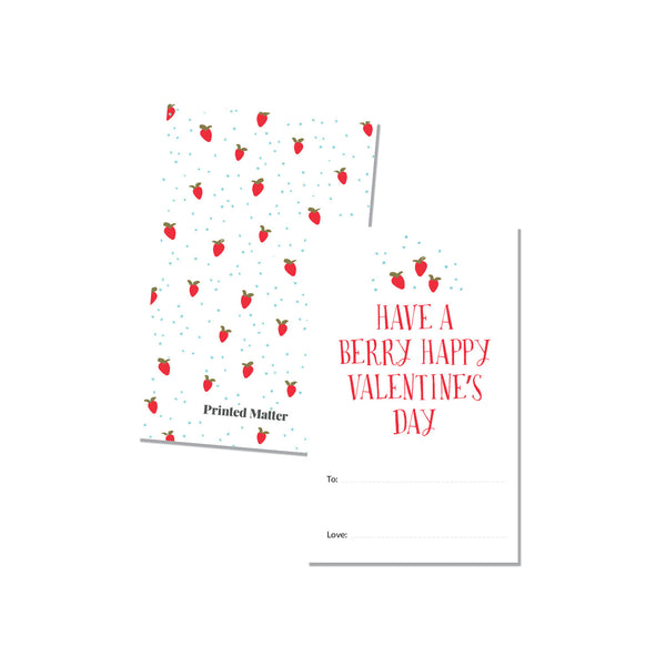 Classroom cards - Berries (Fill in the blank) - Printed Matter