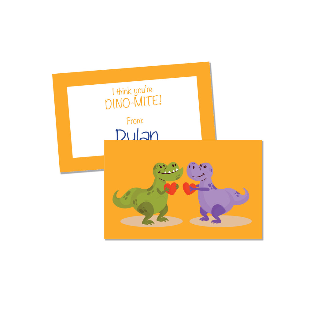 DINO-MITE (Personalized) - Printed Matter